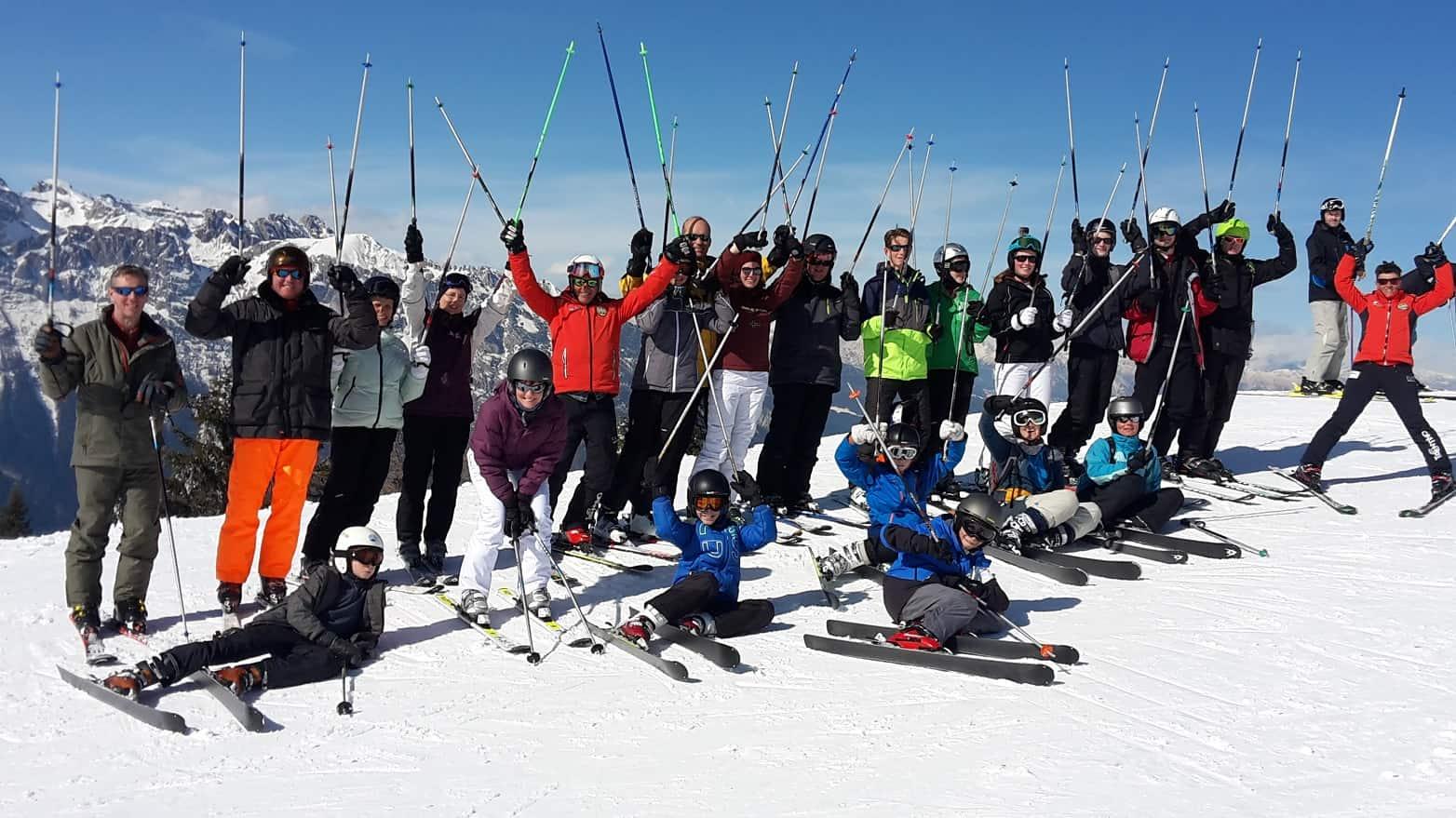 Wil jij gaan skiën met je gezin naar de Oostenrijkse bergen? Het kan via Gezinssport Vlaanderen