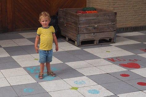 Karel-Willem: speelplaatspapa