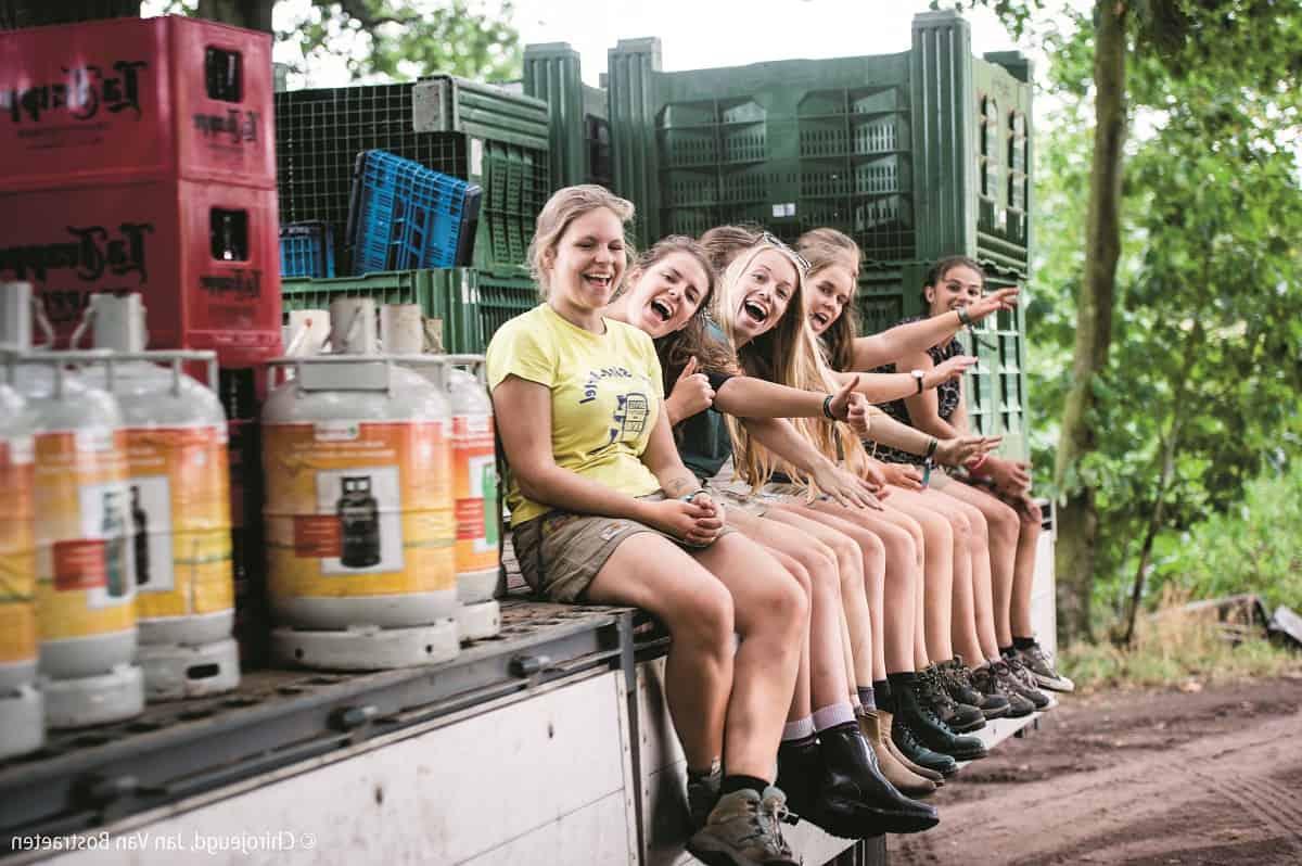 alcohol op kamp