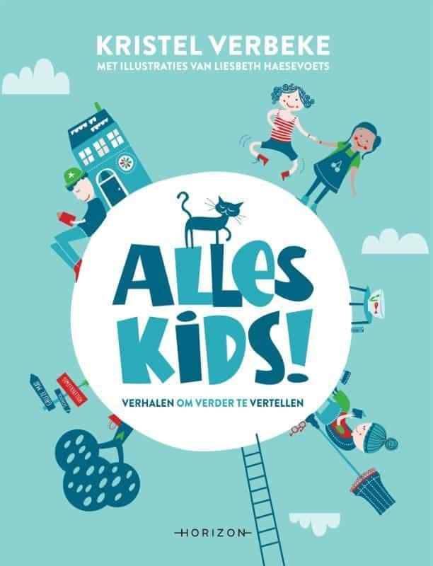 Alles Kids boek van Kristel Verbeke