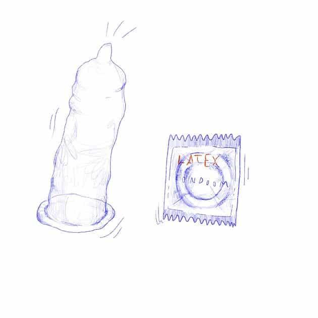 abc van seksuele opvoeding condoom
