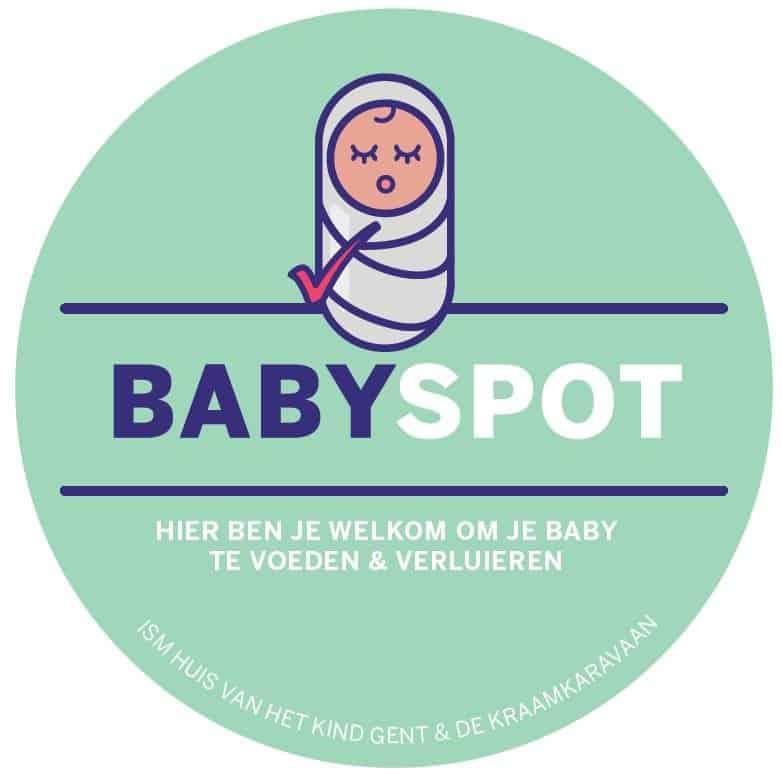 babyspot-sticker