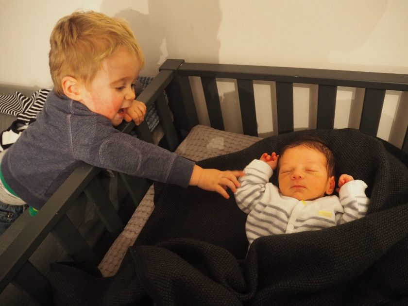 dagboek Karel-Willem: big brother