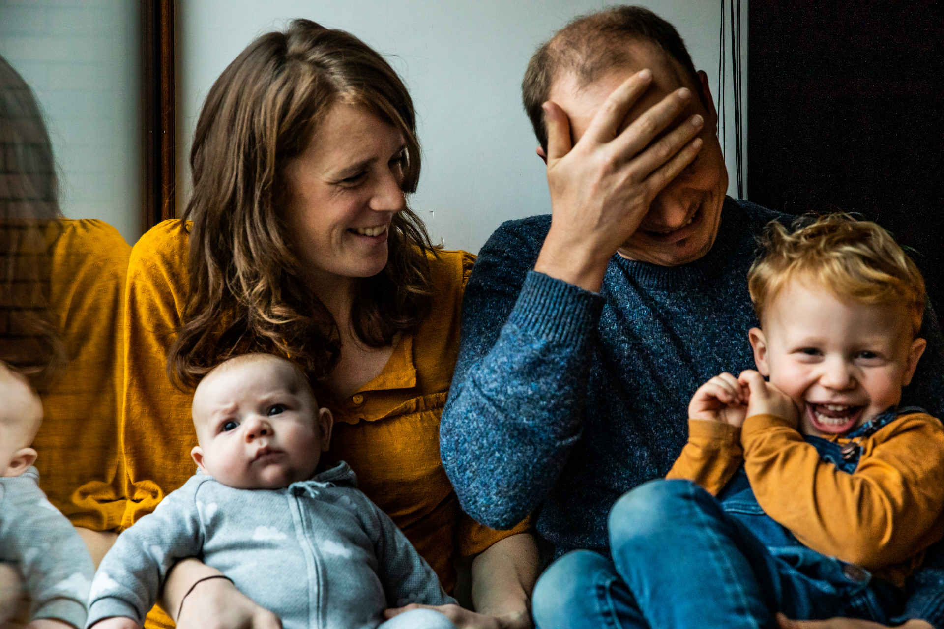 Rien Mertens: Mijn eerste moederdag