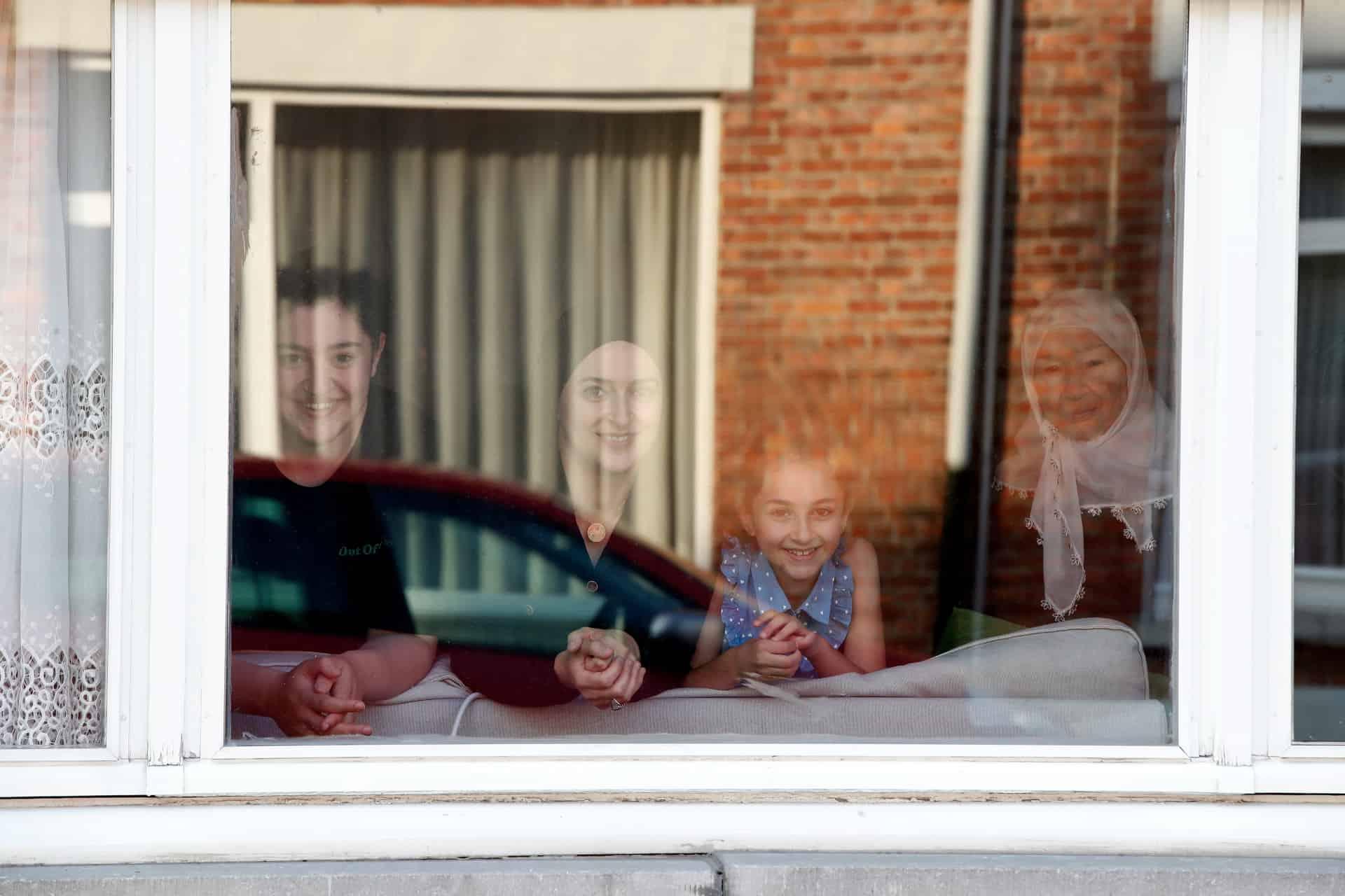 generaties onder een dak