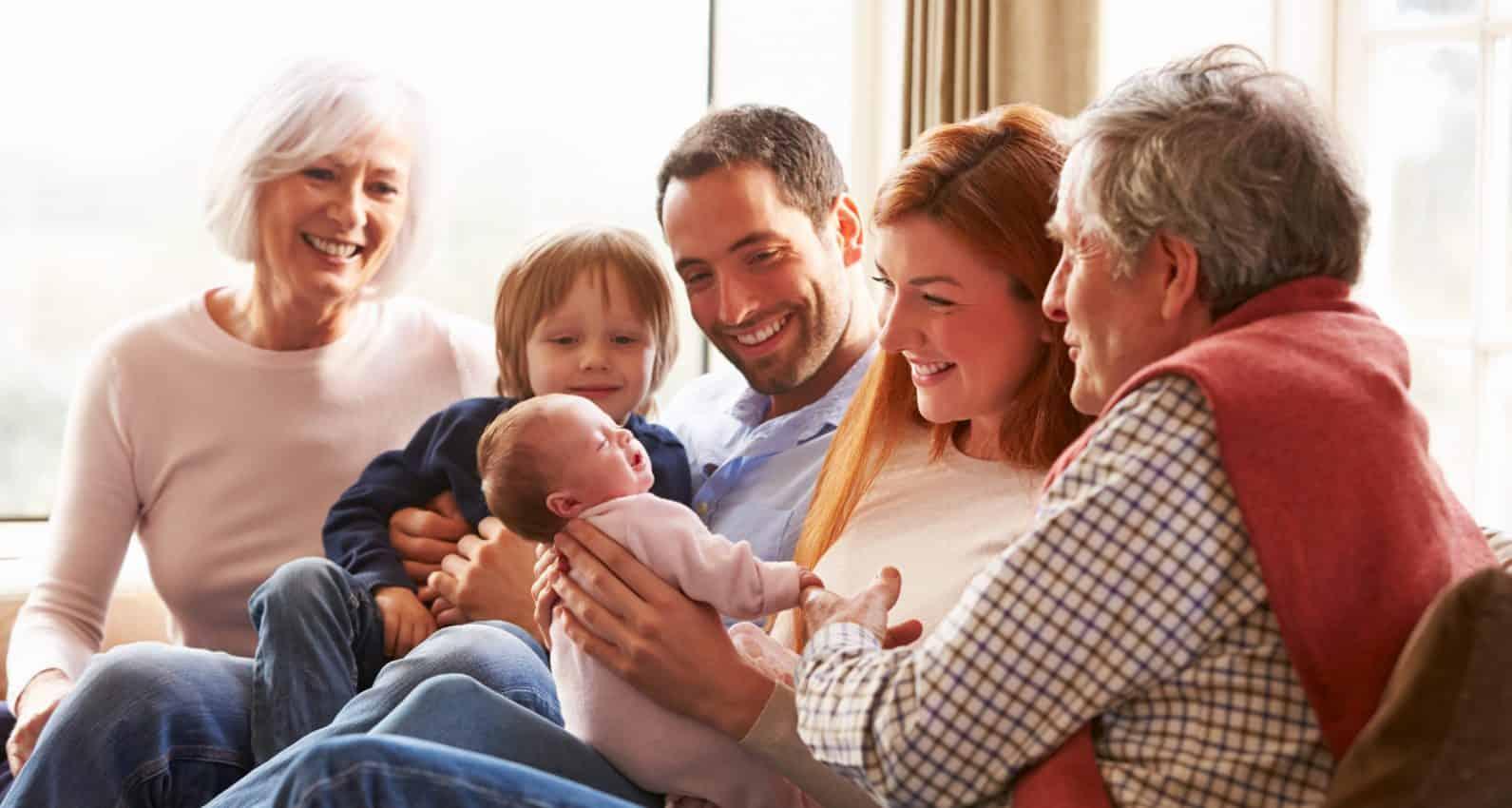 grootouder worden de dunne grens tussen helpen en bemoeien