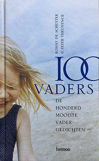 Boeken over vaders: 100 vaders
