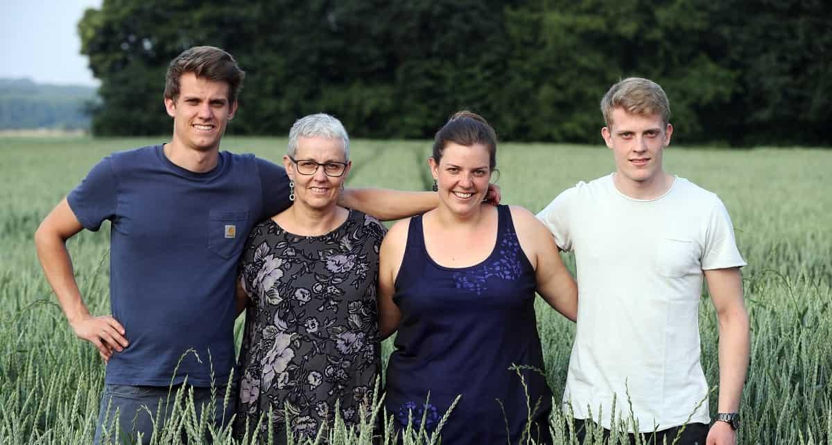 Opgroeien in een zorgend gezin