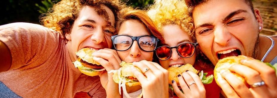 eetgewoonten van tieners