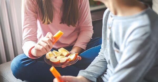 tiener gezonder doen eten