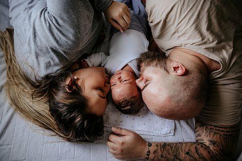 Pas bevallen? Stuur een geboortekaartje naar onze redactie & ontvang gratis onze magazines