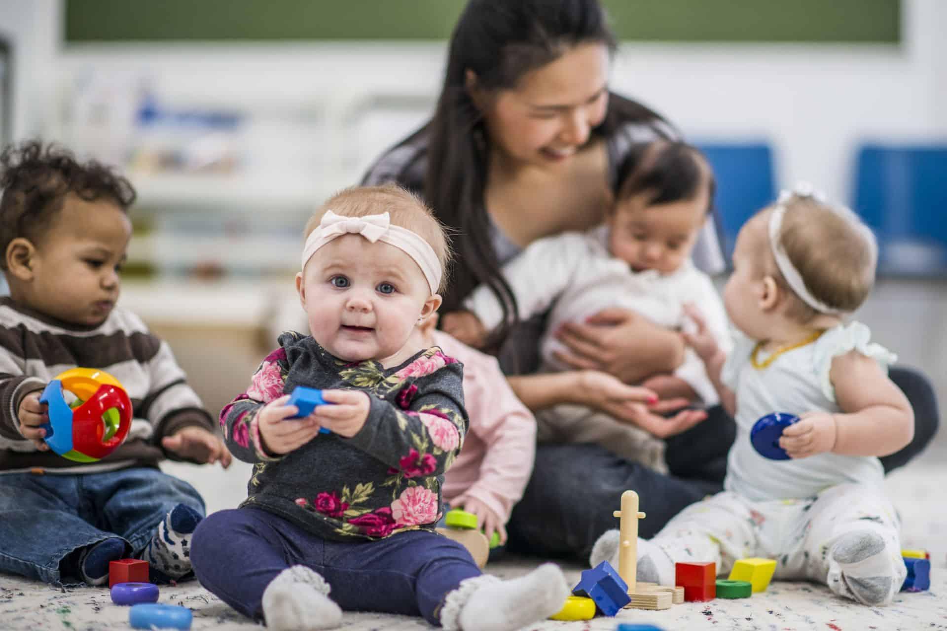 Nodig: een lagere begeleider-kindratio in de kinderopvang