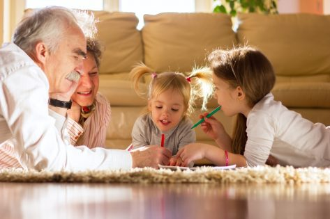 Mag je je als grootouder bemoeien met de opvoeding van je kleinkinderen
