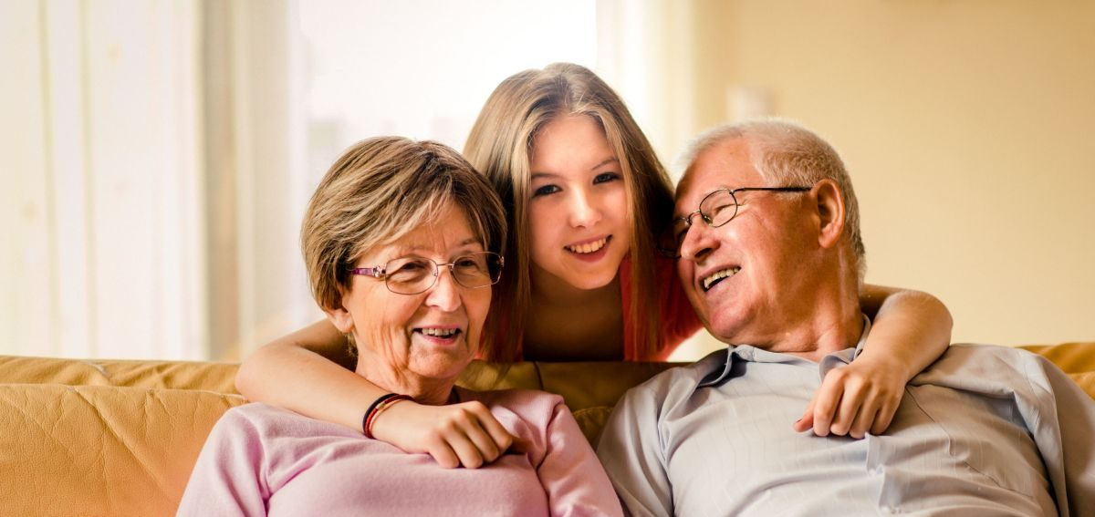 betrokken grootouders