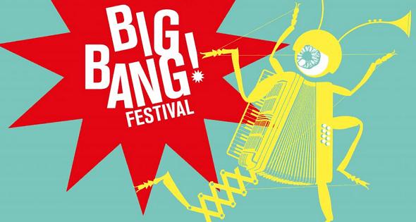 big bang muziek voor kinderen