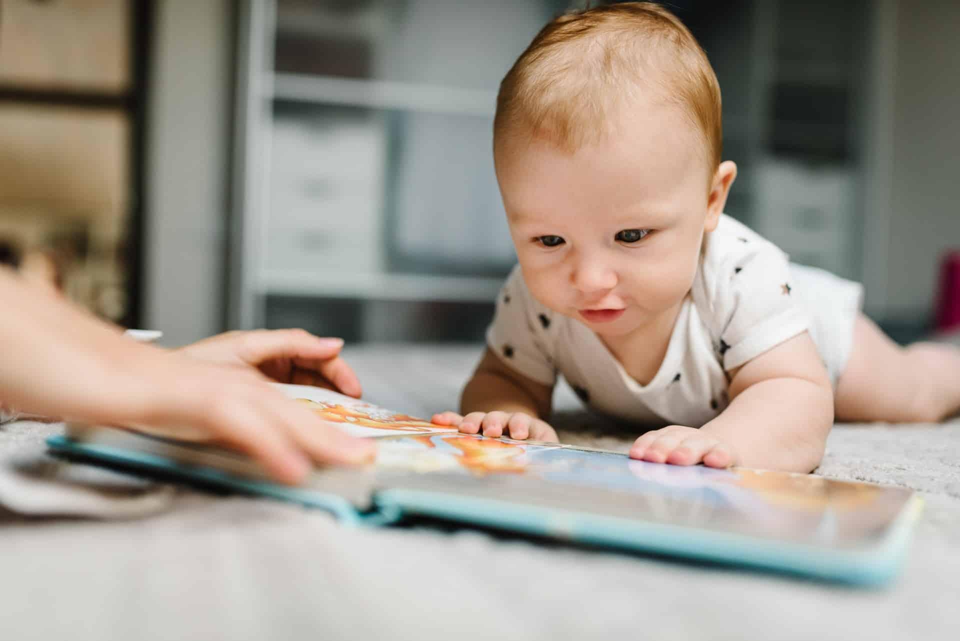 De allereerste boekjes voor je baby