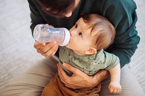 Borstvoeding afbouwen, hoe begin je daaraan?