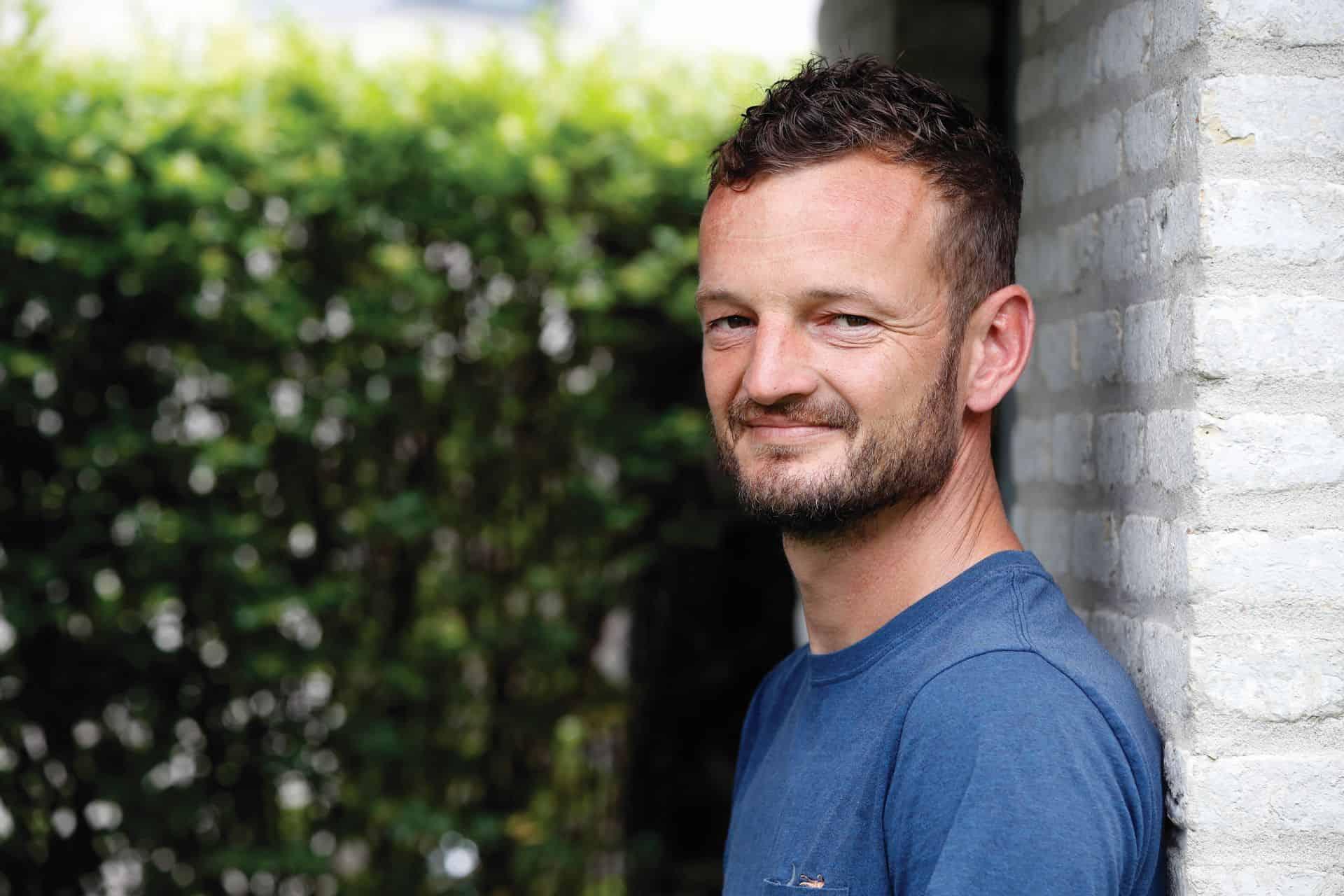 Piet Roelens geeft les in het buitengewoon onderwijs: 'Jammer dat de samenleving zo hard is voor wie anders is'