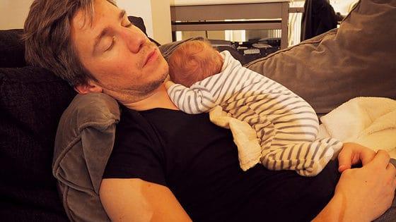 Dagboek papa Karel-Willem: 'Alle clichés over het vaderschap kloppen'