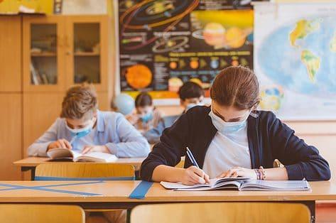 Ook in code oranje mogen alle leerlingen naar school