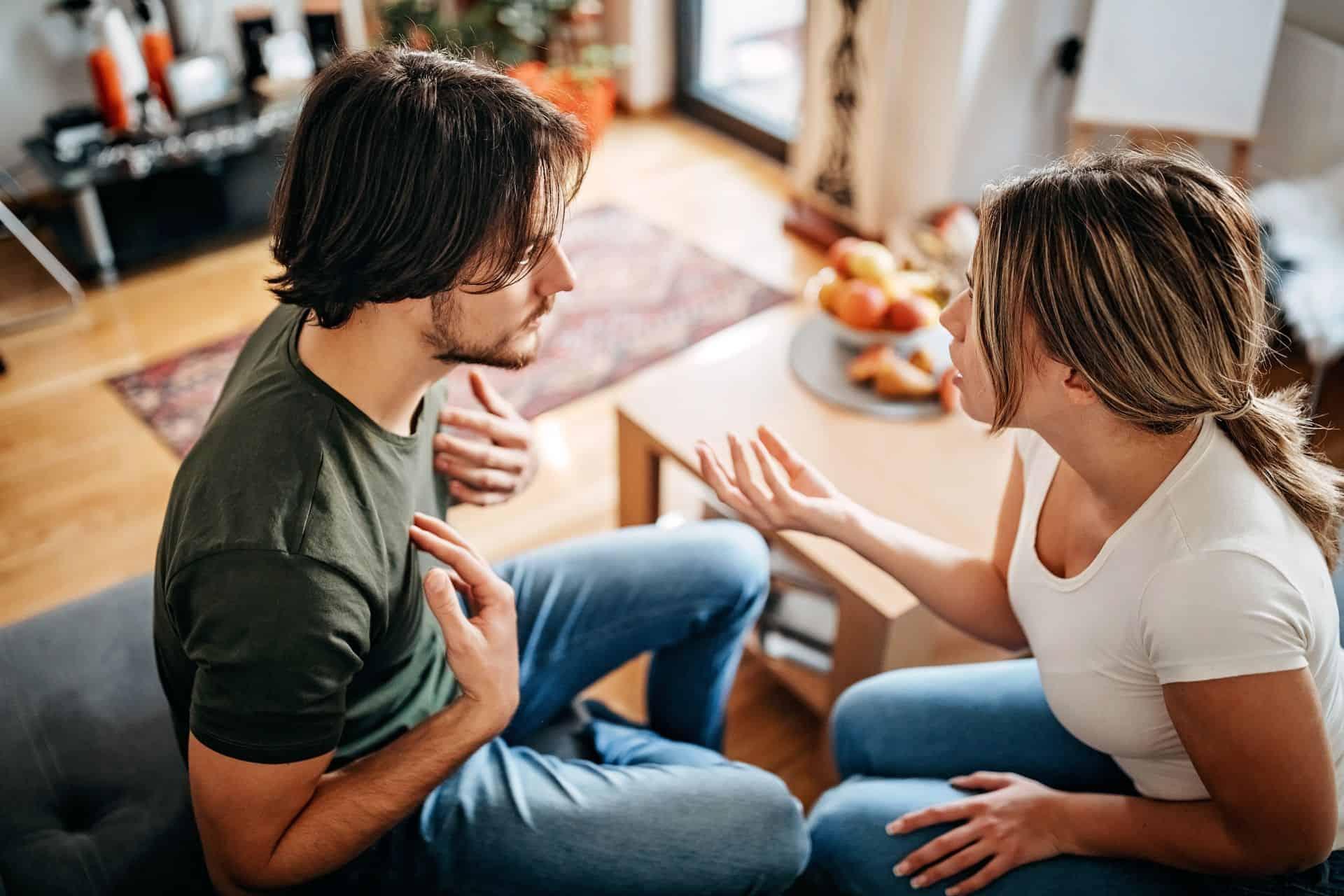 Beter communiceren met je partner: 'Uiteindelijk begint het altijd bij verbinding met jezelf'
