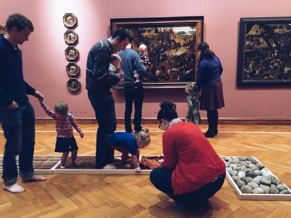 krokuskriebels familieparcours museum