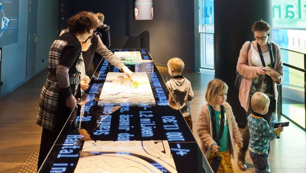 museumbezoek met kinderen