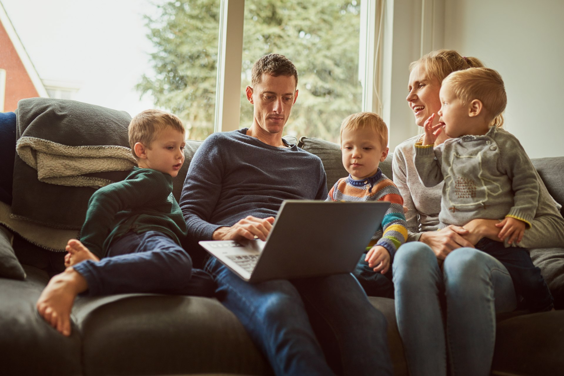Resultaten enquête: zo beleven gezinnen de coronacrisis