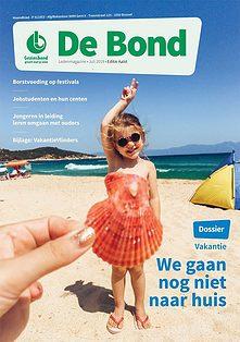 cover de bond juni vakantie