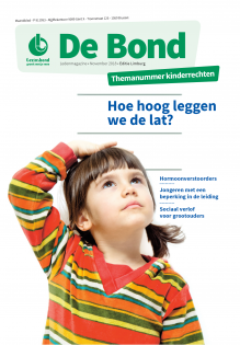 cover de bond november kinderrechten