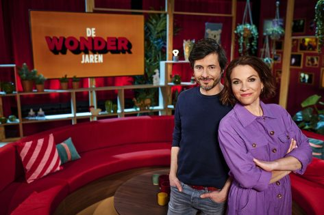 Siska Schoeters en Dieter Coppens over opvoeden: 'Het is niet omdat je een kind krijgt, dat je ineens een moeder bent'
