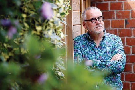 Auteur Dirk Musschoot is een speelse opa: 'Onnozel doen is belangrijk'