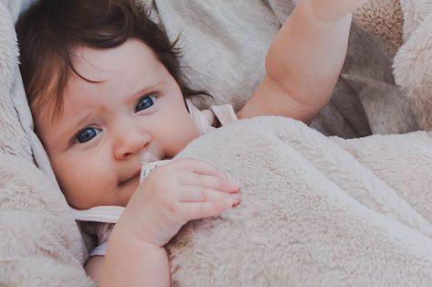 Dagboek Jutta: over dutjes in je eigen bedje, inpakken met een baby en ambitieuze plannen