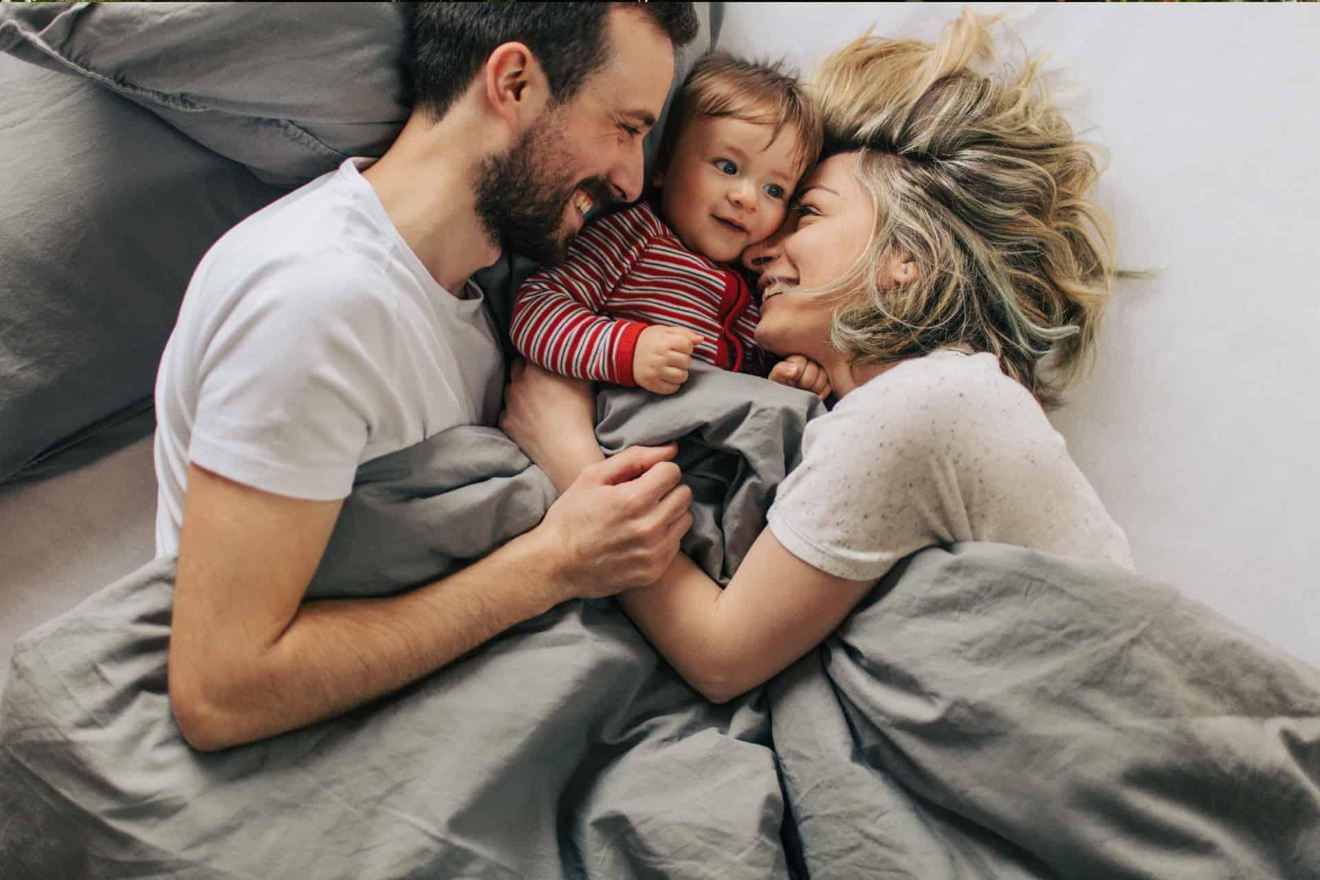 Eerste keer ouder: een groeiproces, ook voor je relatie