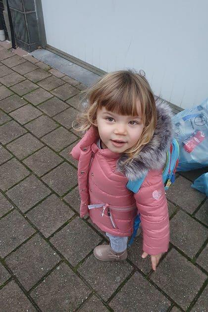 Dagboek mama Tinny: 'De eerste schooldag breekt aan voor Marilou'