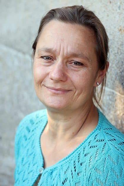 Bekende moeder Erika Vlieghe: 'Niet zeuren? Dat maakt hier gewoon deel uit van de opvoeding'