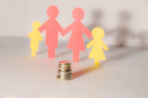 sparen voor onze kinderen