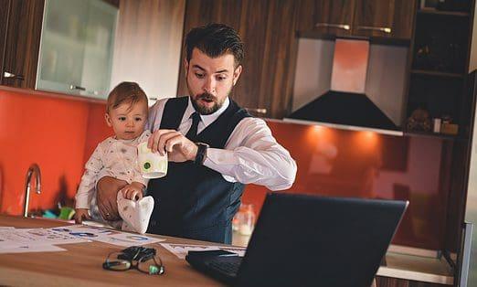 geboorteverlof en moederschapsrust