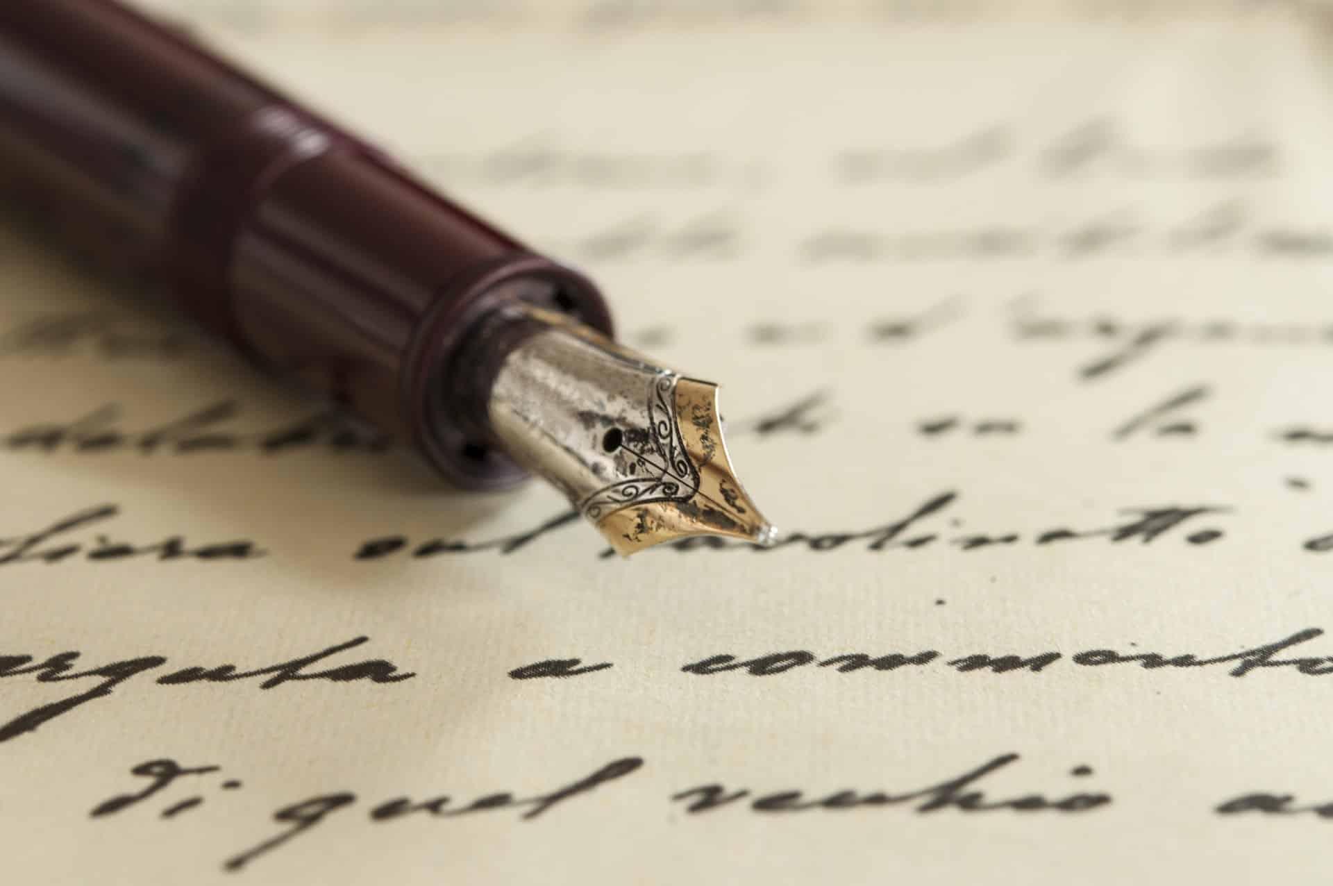 Gedichtenkrans wil nabestaanden een persoonlijk gedicht aanbieden