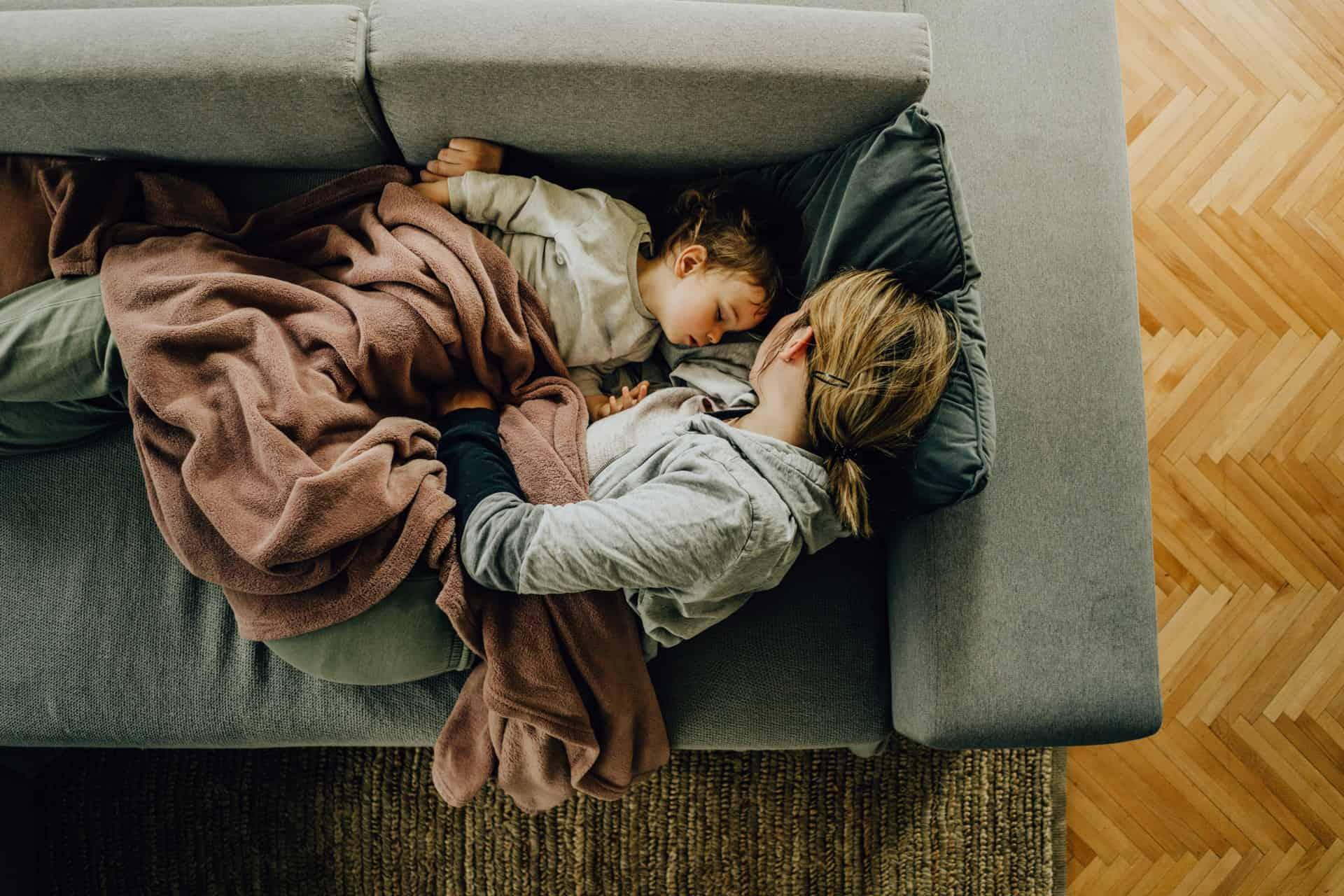 Wat als je kindje geen dutjes meer doet?
