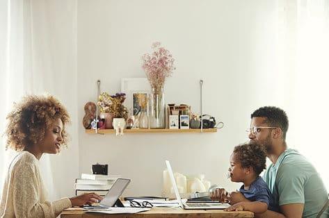werk en gezin