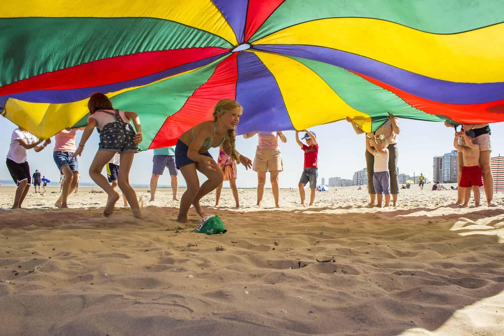 vakantie voor mensen met een laag inkomen, vakantiekamp, vakantie voor alleenstaande ouders, vakantie grootouders