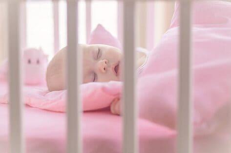 Gezonde lucht voor baby's