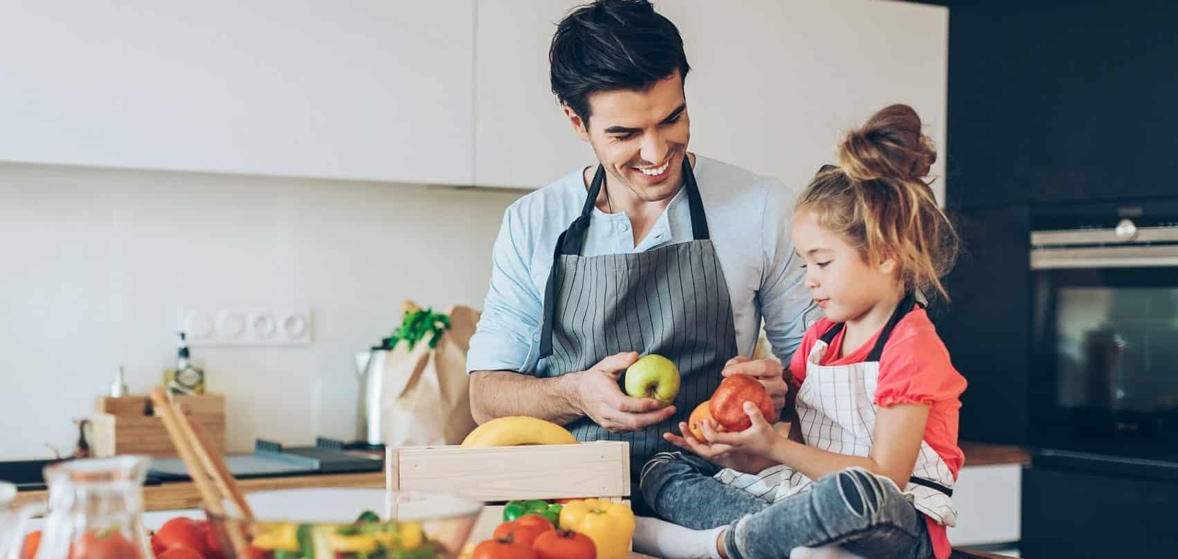 helpen om gezonder te eten, gezond eten, gezond koken, bewegen is gezond