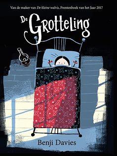 grotteling voorlezen kleuters boekentips