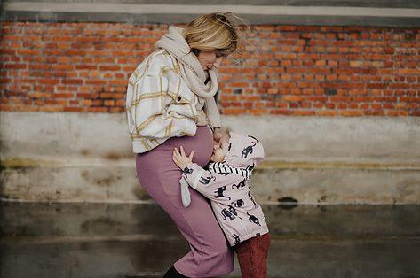 Hoogzwanger tijdens de coronacrisis: mama Annelies schrijft brief aan haar ongeboren dochter