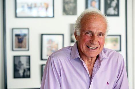 Topdokter Hugo Vanermen wil als opa zijn kleinkinderen inspireren