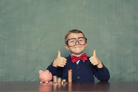 sparen of beleggen voor jonge kinderen