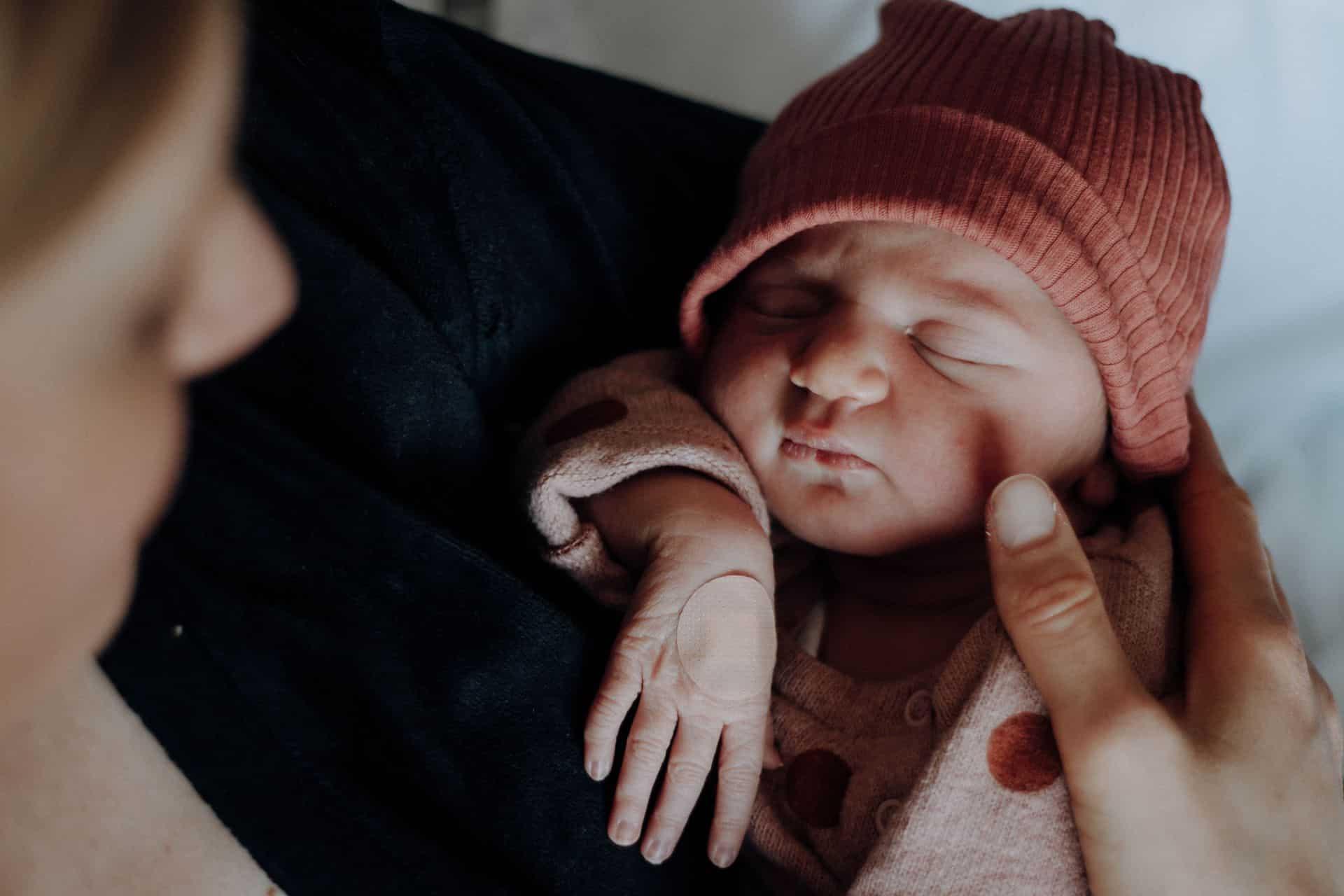 Dagboek mama Annelies: 'Welkom in onze bubbel, Jutta!'
