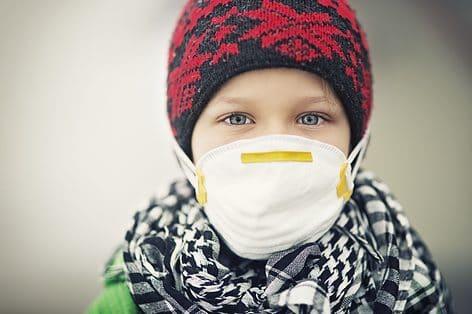 kindnorm voor luchtkwaliteit